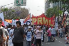 Anti-G-20 Summit Demonstration 2018