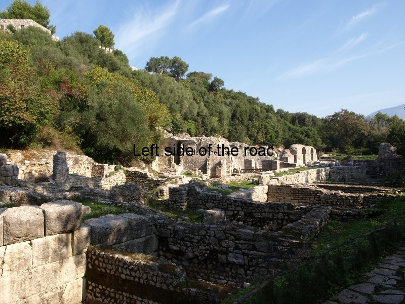 Butrinti Archaeological Site, southern Albania 02