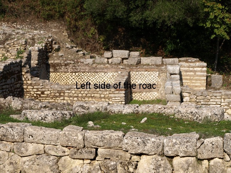 Butrinti Archaeological Site, southern Albania 03