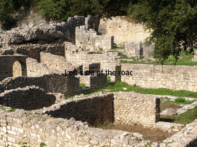 Butrinti Archaeological Site, southern Albania 11