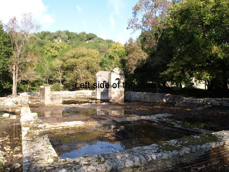Butrinti Archaeological Site, southern Albania 14