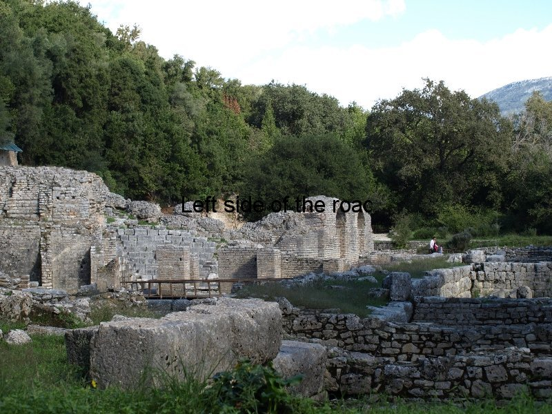 Butrinti Archaeological Site, southern Albania 30