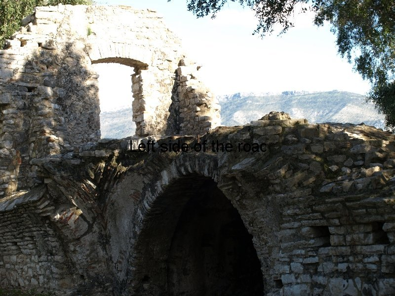 Butrinti Archaeological Site, southern Albania 47