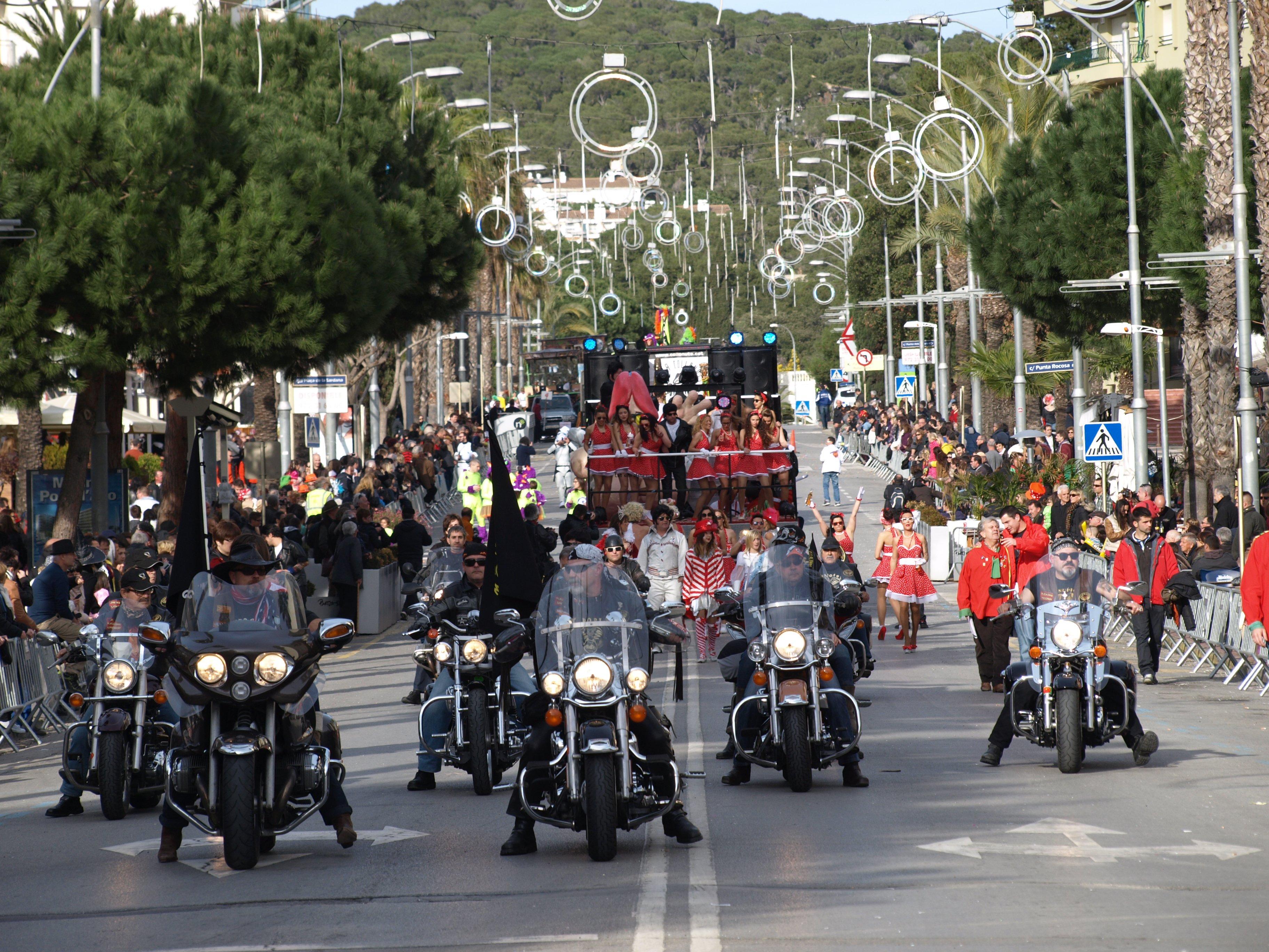 Platja d'Aro Carnival 2014