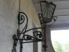 Front porch lamp - Casa Barbey, La Garriga