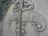Wrought iron gate - Casa Barbey, La Garriga