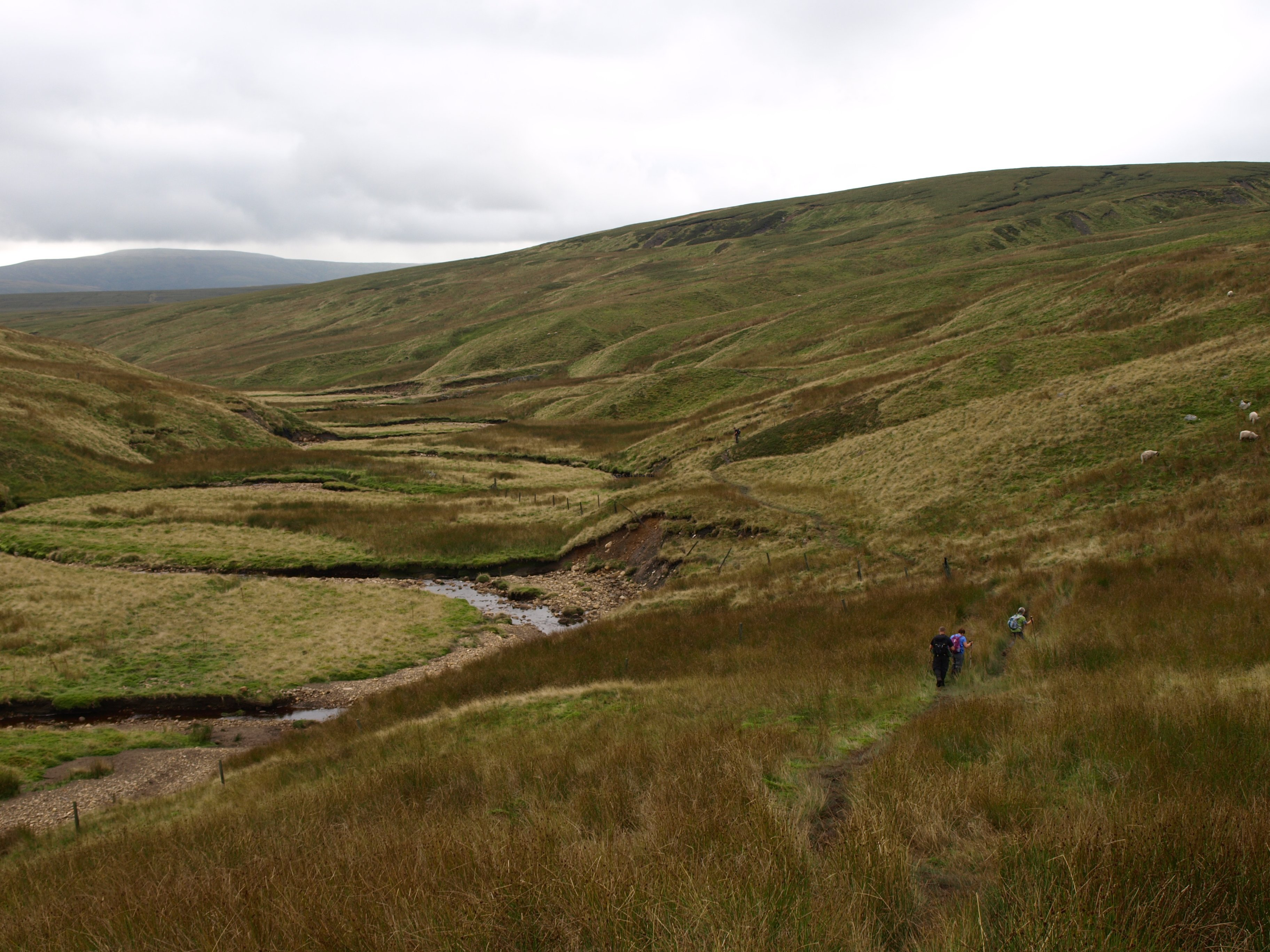Kirkby Stephen to Keld