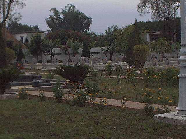 Dien Bien Phu Cemetery 1