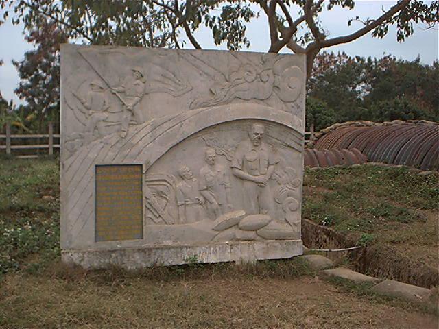 Dien Bien Phu - de Castries's Bunker 2