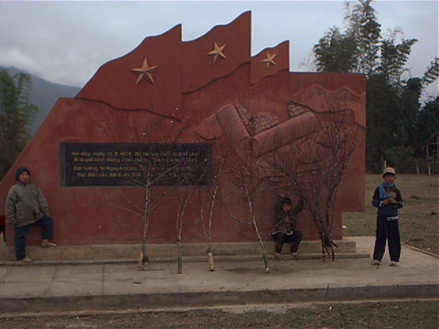 Giap's HQ Monument