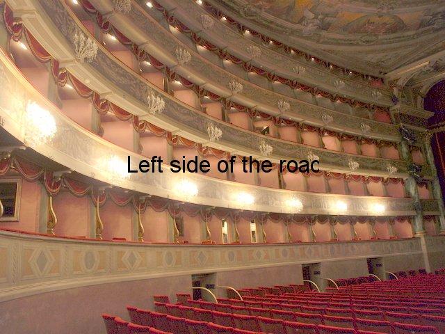 Teatro Donnizetti Interior