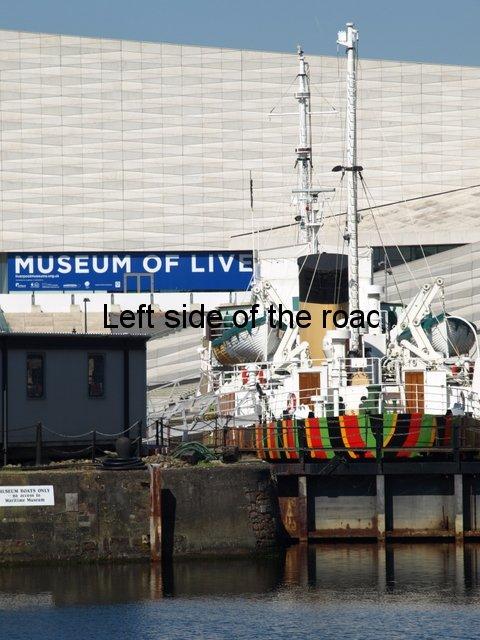 Edmund Gardner, Dazzle Ship 06