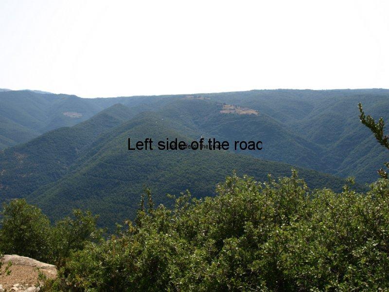 Serra de Picamena, Congost valley, Catalonia