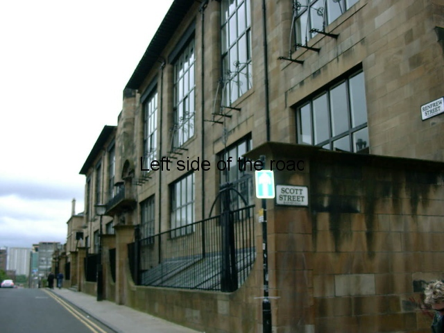 Glasgow (Burnt) School of Art