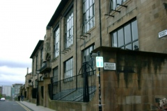Glasgow (Burnt) School of Art