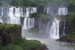 Iguazu Falls - from Brazil