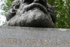 Karl Marx Tommb and Memorial, London