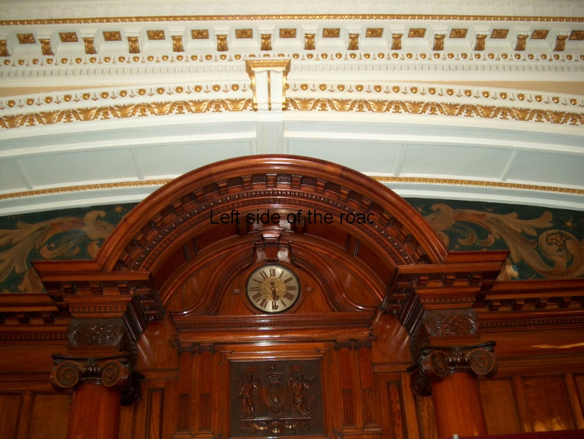 Town Hall - Clock Council Chamber