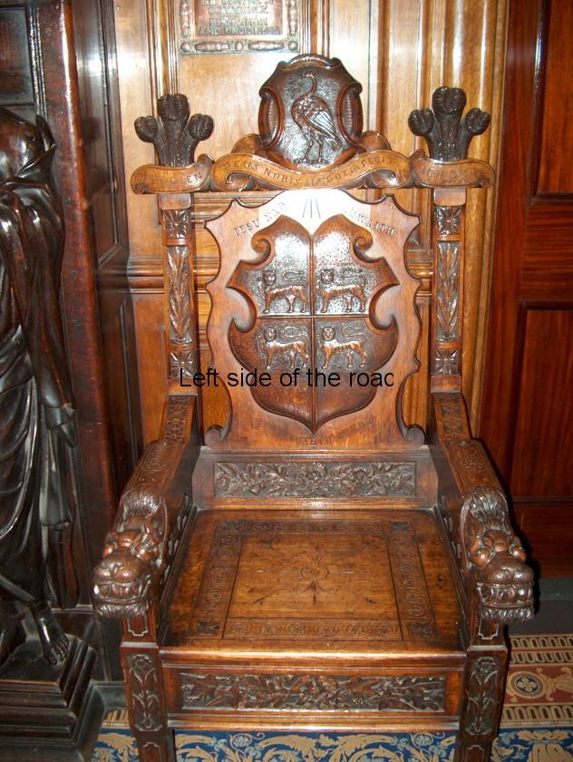 Town Hall Eisteddfod Chair (01)