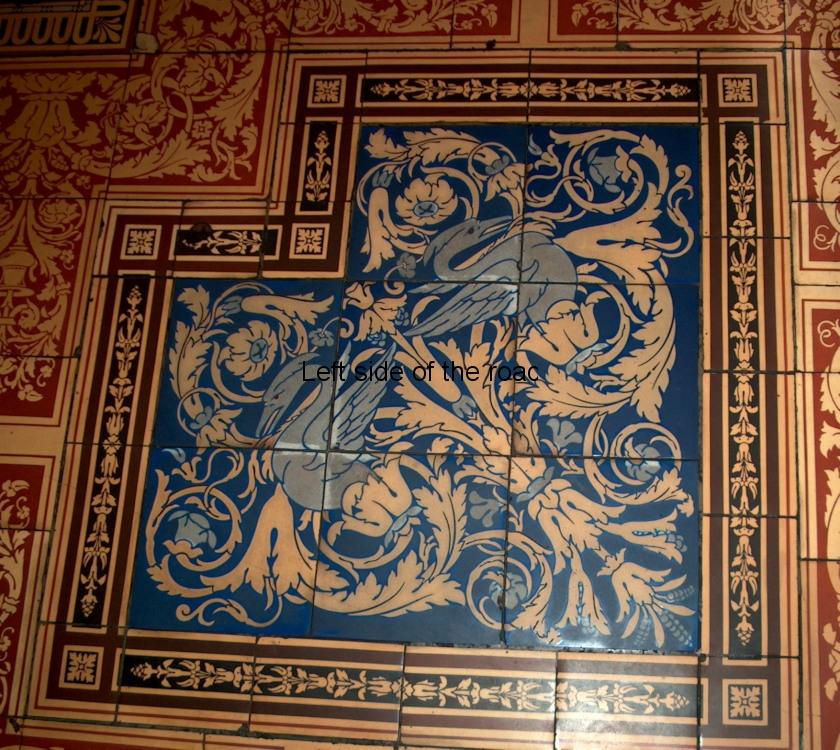 Town Hall - Entrance Lobby Tiles (2)