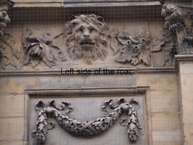 Town Hall Frieze
