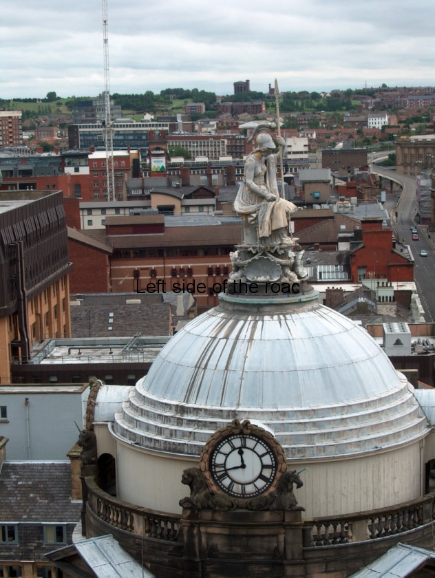 Town Hall Minerva from Martin's Building 2