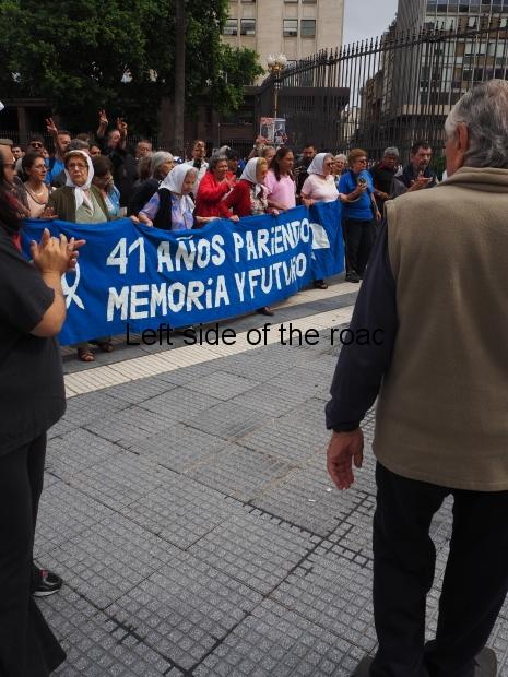 Madres de la Plaza de Mayo