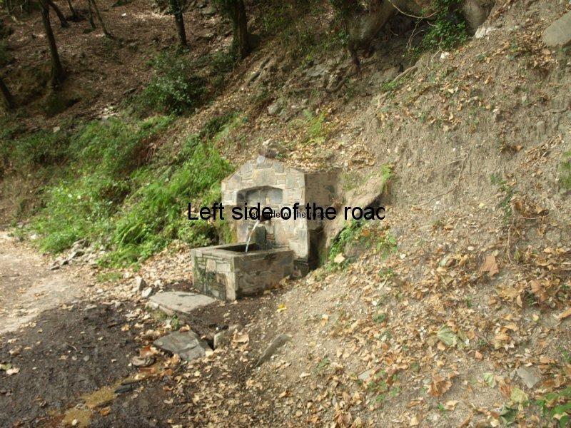Vilar fountain - Walk from Montseny to Taganament