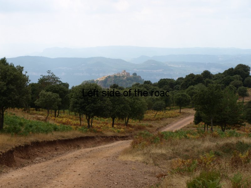 Santa Maria de Taganament - Walk from Montseny to Taganament
