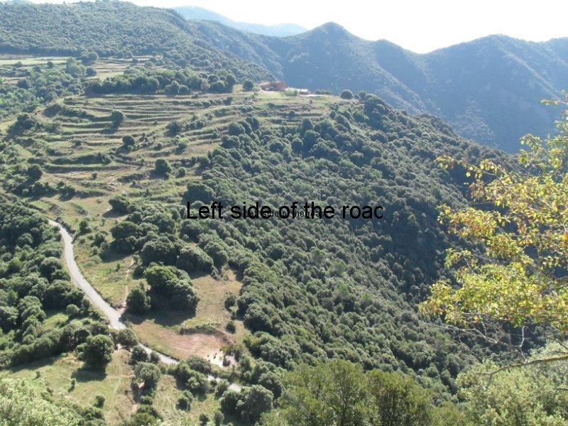 Bellver from Santa Maria de Taganament - Walk from Montseny to Taganament