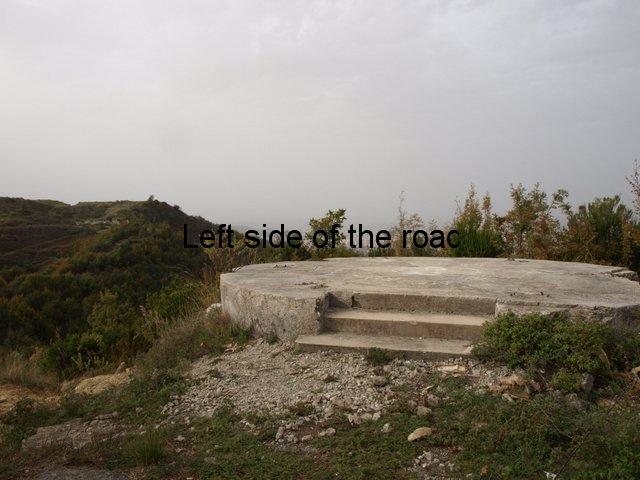 Monument to the Artillery - Sauk