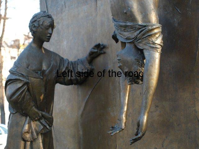 Monument to the Partisan - Bergamo