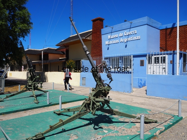 Museum of the Malvinas War - Rio Gallegos