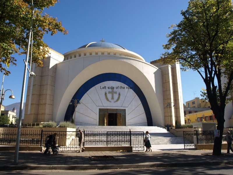 Resurrection of Christ Greek Orthodox Cathedral - Tirana