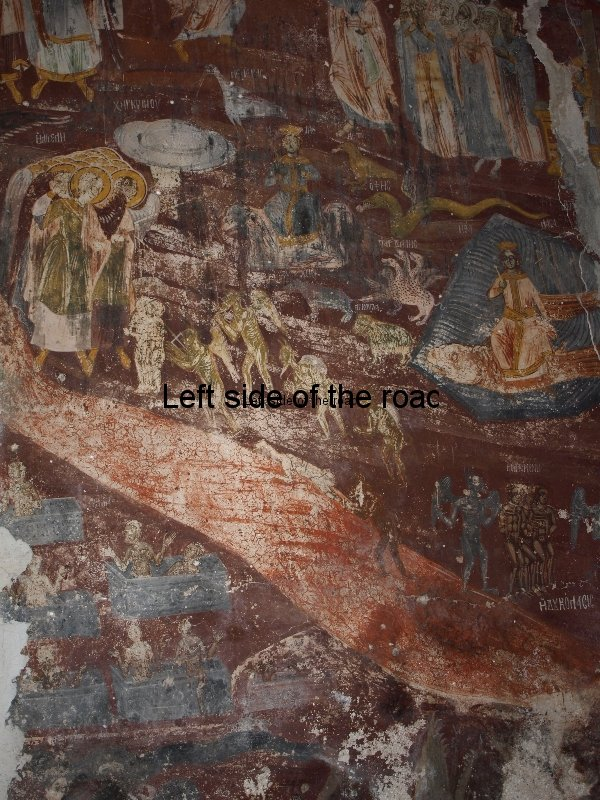 Revelations - Monastery Church of Panagia (Mother of Christ) in Dhermi