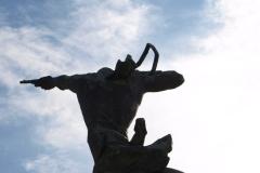 Resistance Statue - Durres