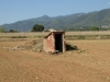 Air-raid shelter No 2 at Rosanes Airfield, La Garriga, Catalonia
