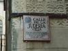 Entrance to Segovia Jewish Quarter