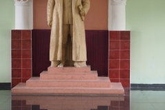Stalin in Gori Station