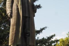 Stalin in Akhalbagi, Gori