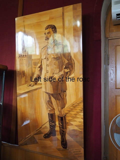 Stalin's Kremlin Office in Stalin Museum - Gori - 09