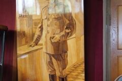 Stalin's Kremlin Office in Stalin Museum - Gori - 09