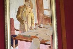 Stalin's Kremlin Office in Stalin Museum - Gori - 12