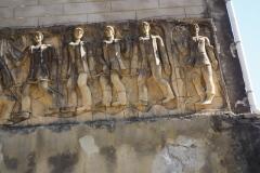 Telephone Exchange Mural, Tskalbuto