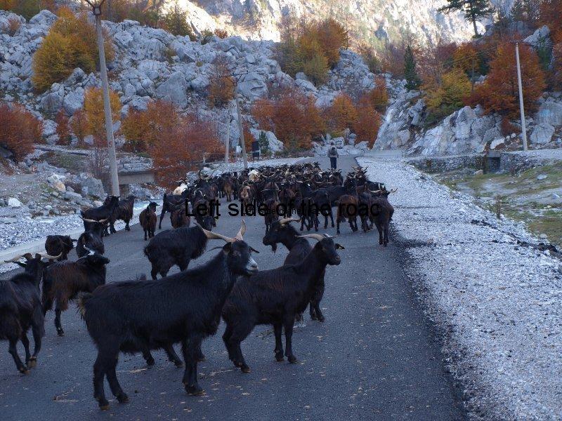 The Valbona Valley, northern Albania