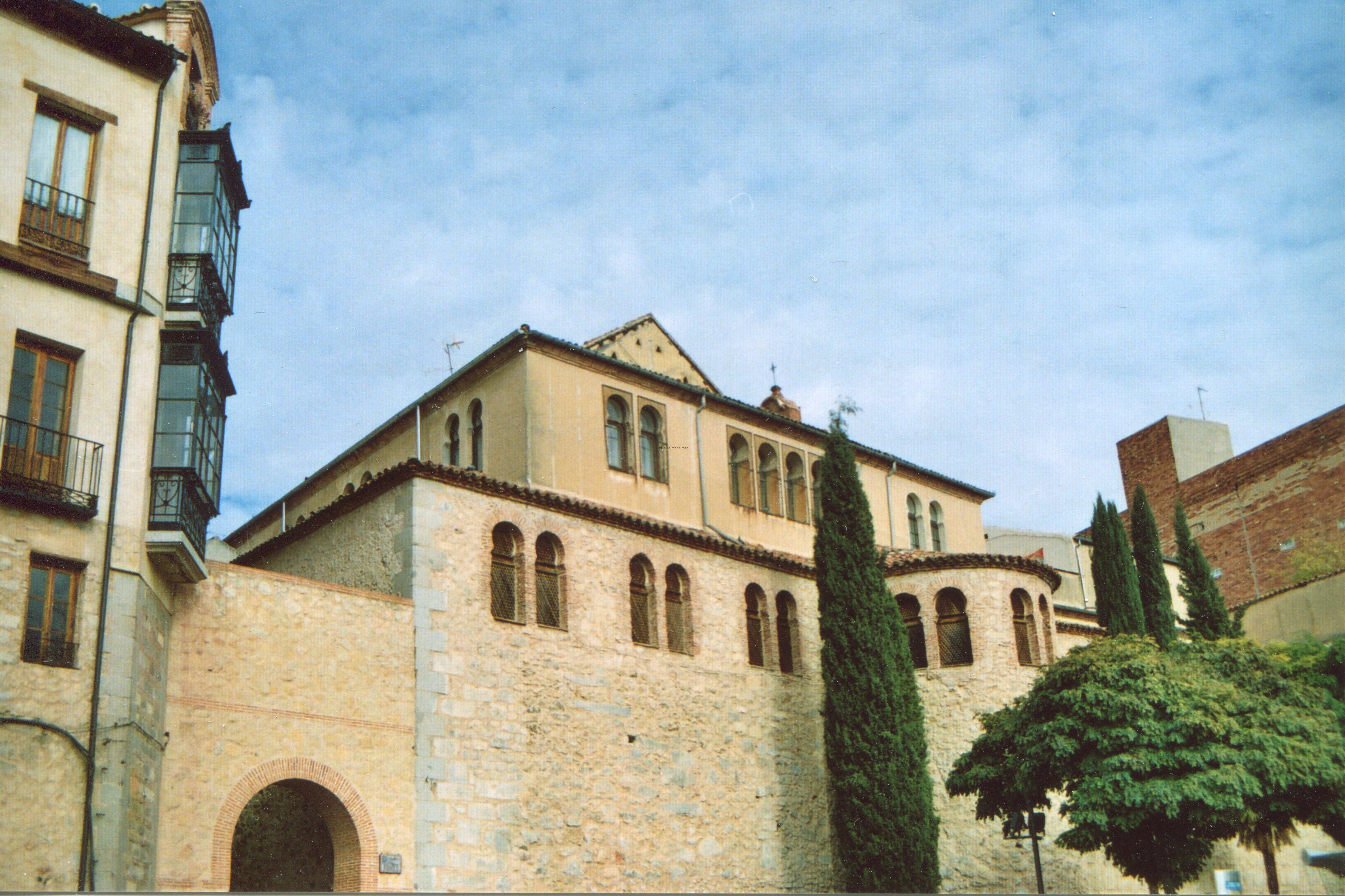 Corpus Christi Church/Synagogue Segovia