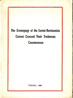 The Demagogy of the Soviet Revisionists
