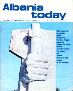 Albania Today No 1 (14) 1974 January-February
