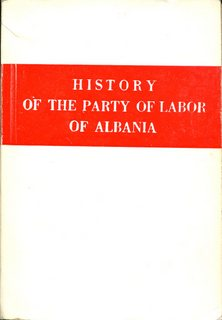 History of the Party of Labour of Albania - Chapter 4