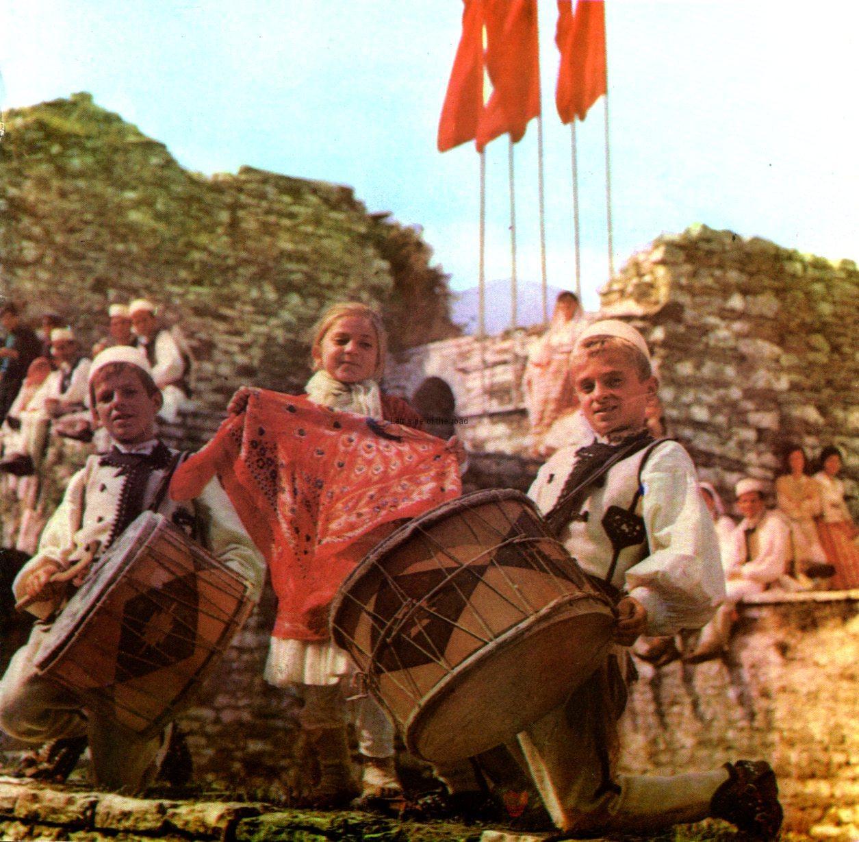 Children in Socialist Albania